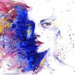 tableau d'art abstrait