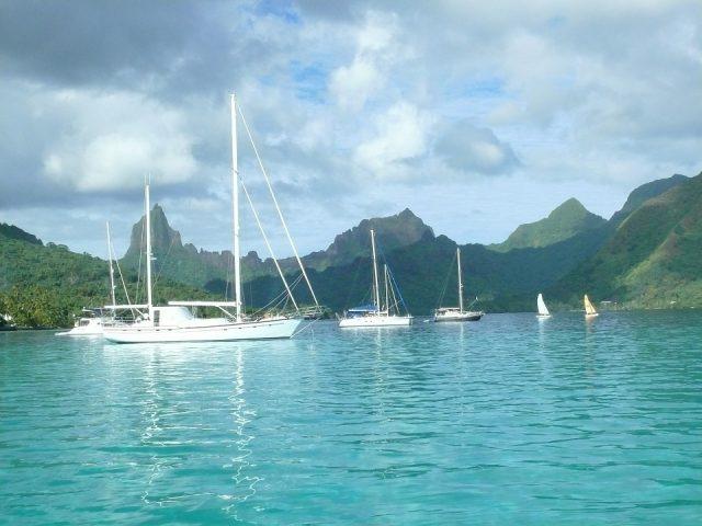 La Polynésie, un lieu parfait pour faire une croisière